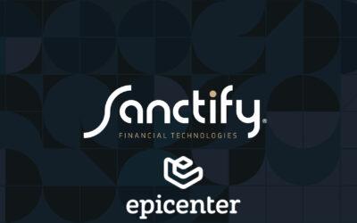 Happy announcement – Sanctify joins Epicenter